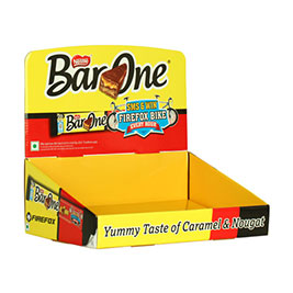 Barone Counter top displays