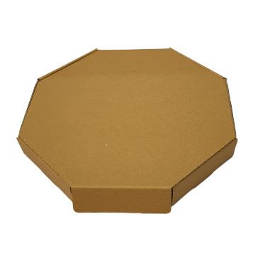 Octagon Pizza Box