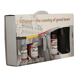 Belgium shelf ready packs