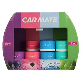 Carmate shelf ready packs